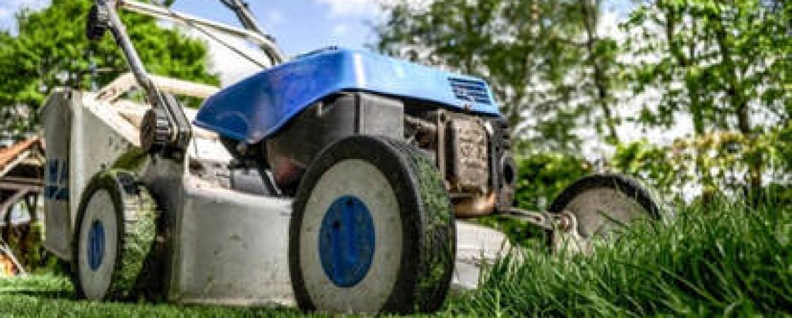 Order Lawn care in 4 minutes